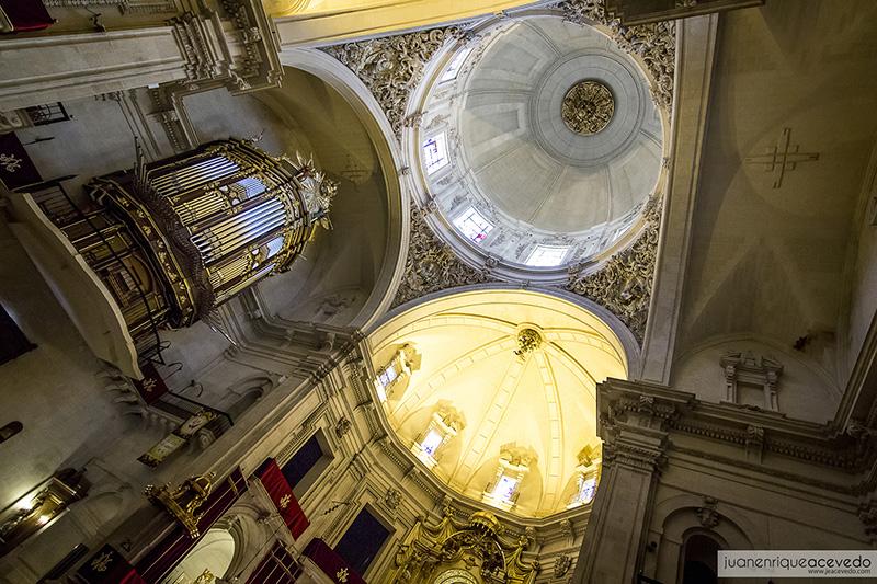 Fotografia Elche | Santa Maria (Interior)