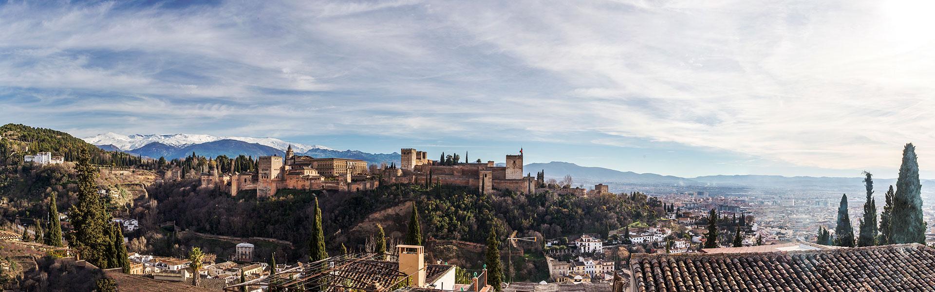 Venta de Obra - Alhambra